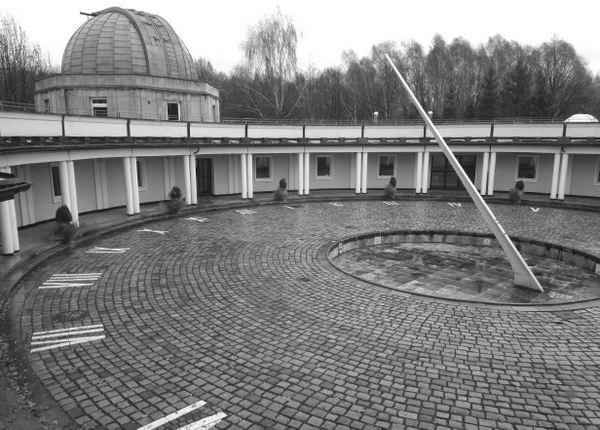 Planetarium inside