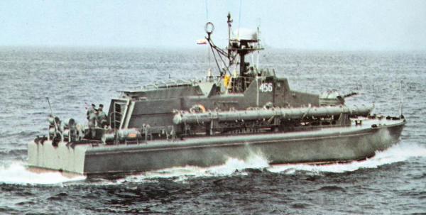 Wisla Class Kuter Torpedowy