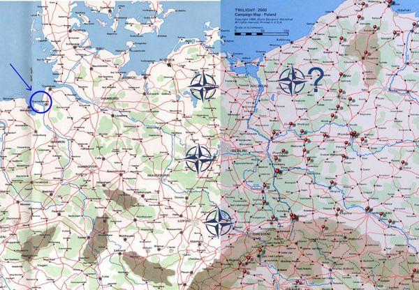 Operation Omega western region