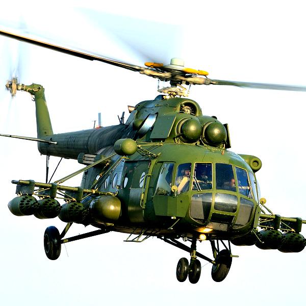 Polish army Mi-018