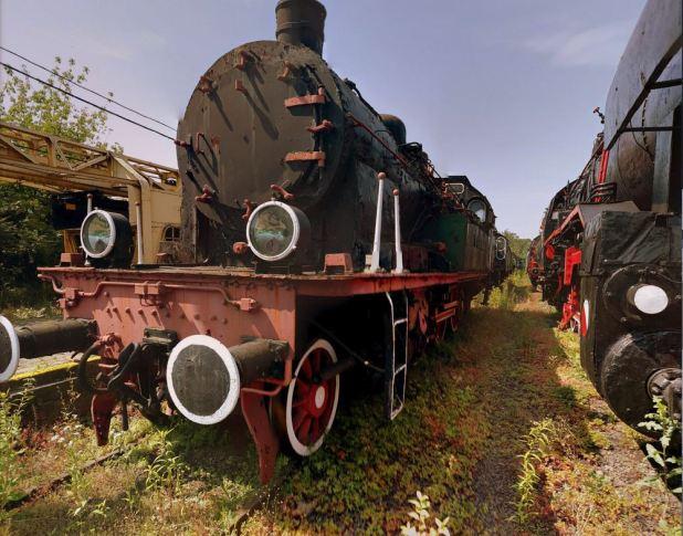 Warsaw Rail Museum 2