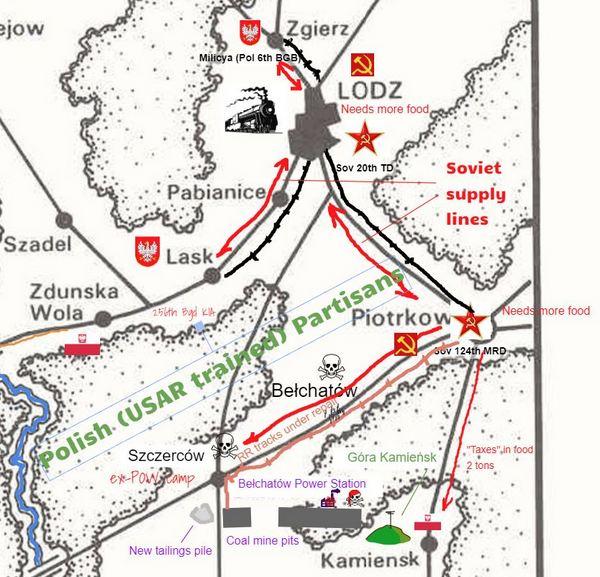 14-15 October 2000 Soviet-held areas