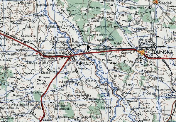 Sieradz area 1960.jpg