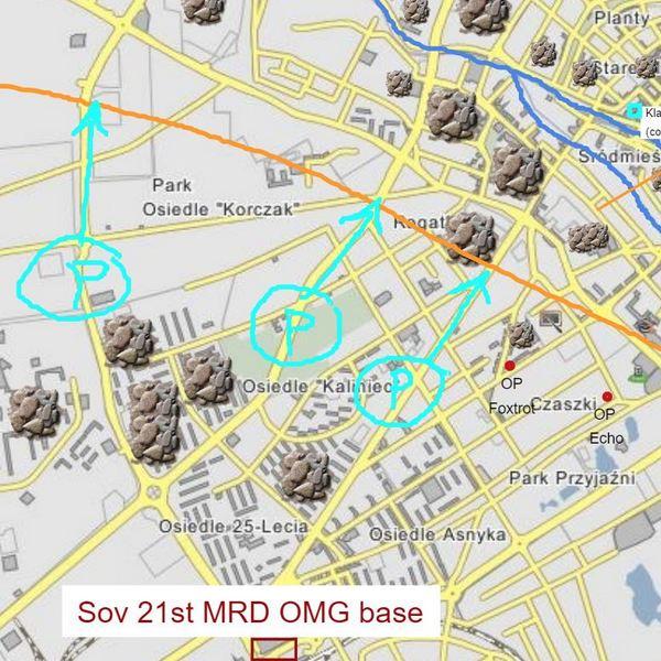 4 Nov 2000 Kalisz 21st MRD probes.JPG