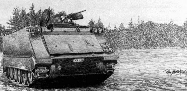M113 art