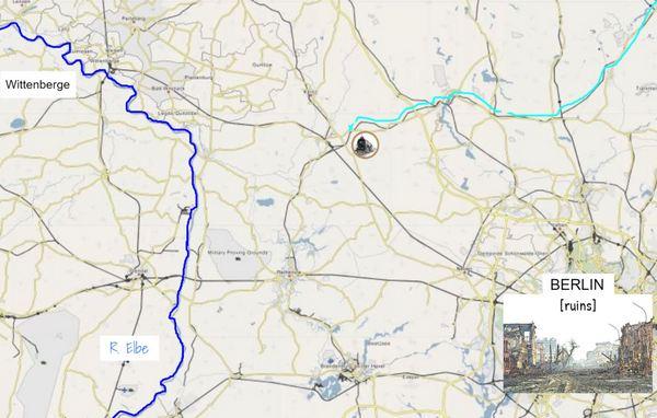 10 November 2000 1000H map
