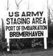 Bremerhaven Base Sign