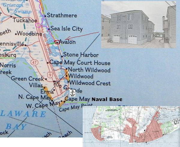 25 Nov 2000 Cape May