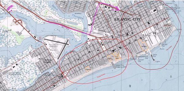 Atlantic City Maks insertion