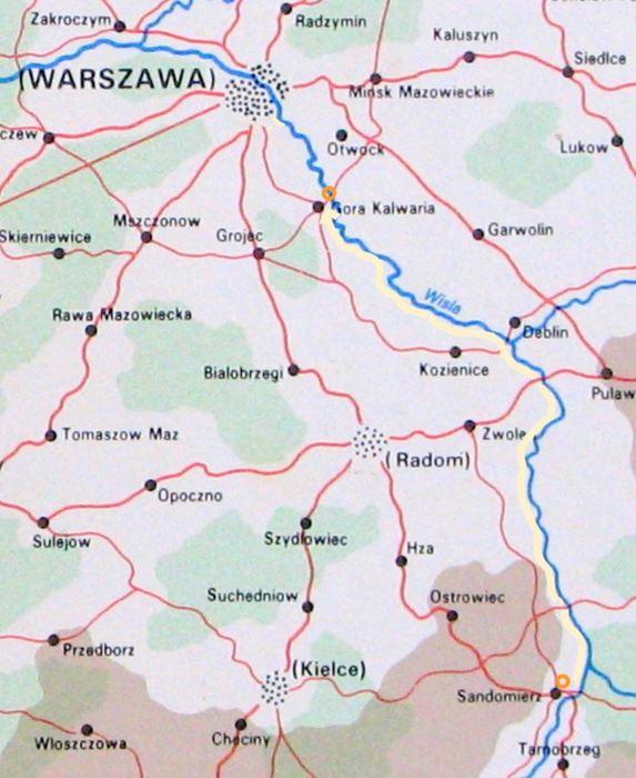 Timeline map 5