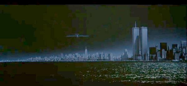 Glider and World Trade Center